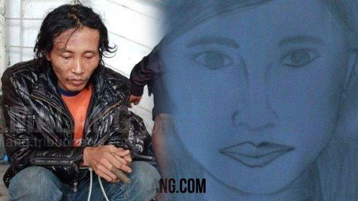 Ini Sketsa Wajah Korban Mutilasi di Malang, Sugeng Sang Pelaku Ungkap Pesan Terakhir Korban