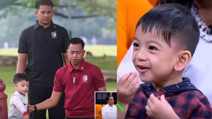 Ini Sosok Paspampres yang Bertugas Mengawal Jan Ethes, Ungkap Sifat Cucu Presiden Jokowi Sebenarnya