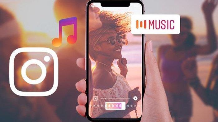 Fitur Instagram Music