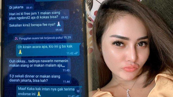 Ditawar Rp 5 juta, Intan Ratna Juwita Tolak 'Layani' Pria Hidung Belang: Mending Jual Kelapa Muda