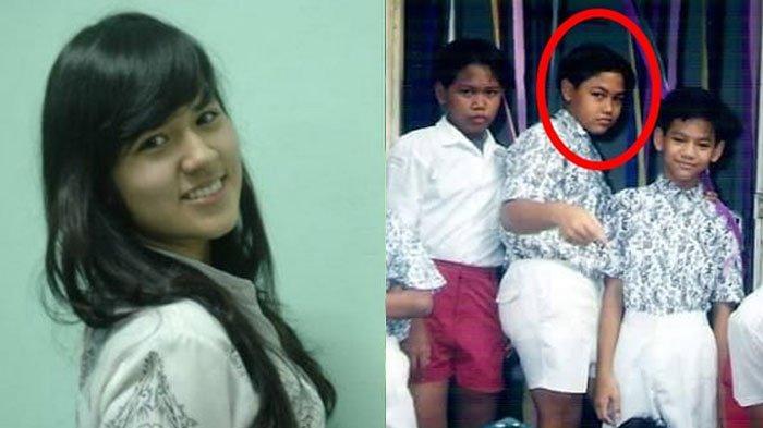 POPULER Foto Jadul 7 Artis Pakai Seragam Batik Saat Sekolah, Lihat Gaya Ivan Gunawan Saat Masih SD