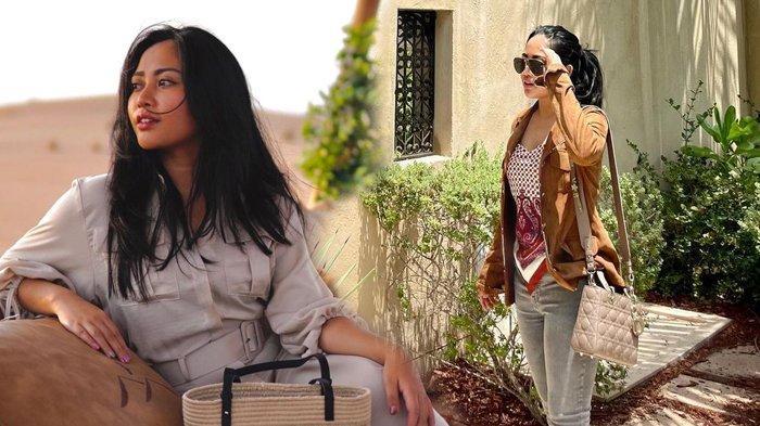 Intip Koleksi Tas Mewah Rachel Vennya saat Liburan di Dubai, Ada Dior Seharga Rp 70 Jutaan