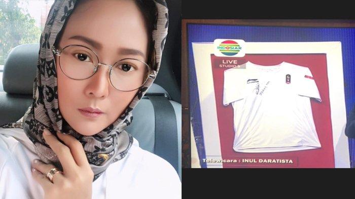 Borong Tas Branded Untuk Parsel Lebaran, Intip Gaya Inul Daratista Pakai Sendal Jepit Saat Belanja!