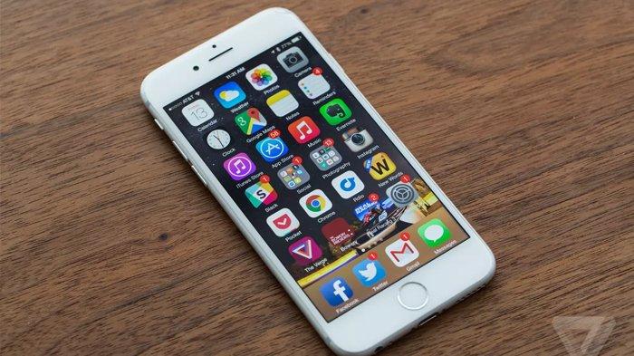 Ilustrasi iPhone 6