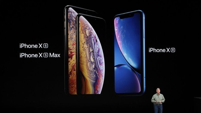 Apple rilis 3 seri baru iPhone XR, XS, XS Max.
