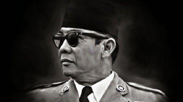 7 FAKTA Presiden Soekarno yang Tak Tersorot, Agama, Pendidikan Hingga Sosok Istri-istrinya