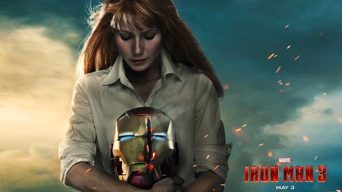 Poster Film Iron Man 3.