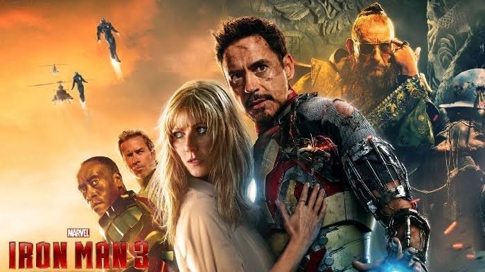 Sinopsis Iron Man 3, Tony Stark Melawan Ilmuwan Gila nan Jenius, Saksikan Malam Ini