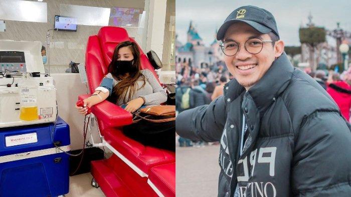 Irwansyah Bersyukur Ibunya Dapat Donor Plasma, Sosok Pendonor Curi Perhatian, Ternyata Masih Saudara