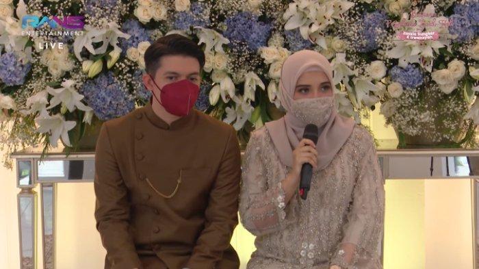 Irwansyah dan Zaskia Sungkar umumkan soal penggalangan dana untuk korban bencana alam