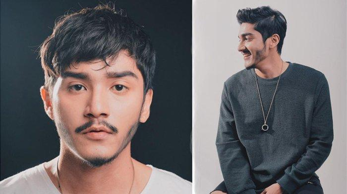 6 Potret Ganteng Isa Khan, Artis dari Malaysia yang Dikabarkan Dekat dengan Evelin Nada Anjani