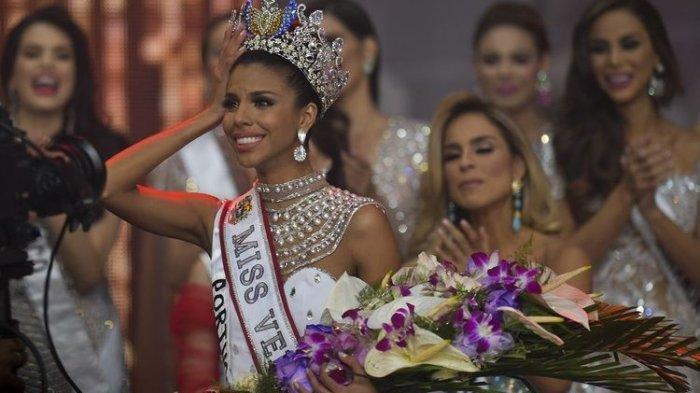 Isabella Rodriguez - Ratu Kecantikan Venezuela Bertarung di Miss World Ternyata dari Kampung Kumuh
