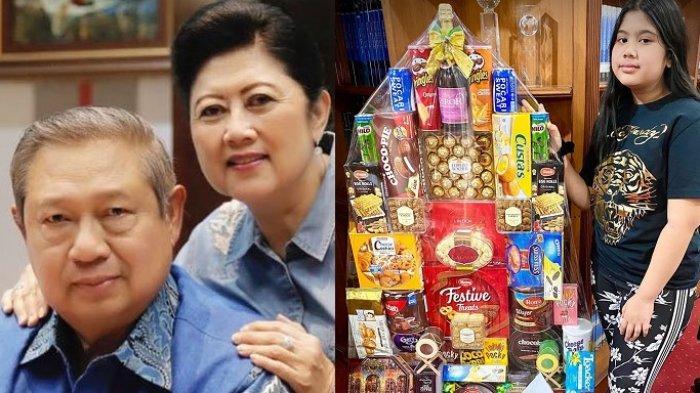 Parcel Agus Yudhoyono untuk SBY Isinya Wafer Nabati hingga Milo Kaleng, Mana yang Paling Pepo Suka?