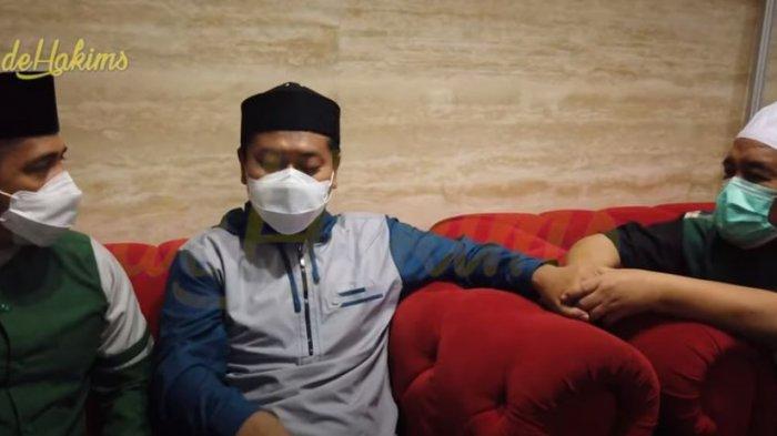Iskandar, asisten Syekh Ali Jaber ceritakan firasat sang Ulama tentang kehamilan Umi Nadia