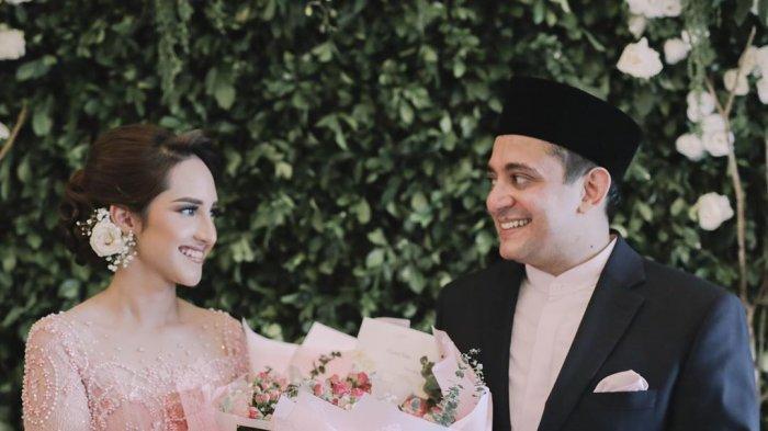 Ismail Fajrie Memberi Seserahan Risalah Sidang BPUPKI saat Melamar Tsamara Amany, Ini Maknanya