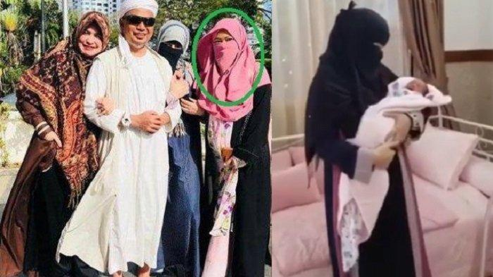 Suaminya Kritis, Istri Ketiga Ustaz Arifin Ilham Curhat 'Anandaku Belum Merasakan Pelukan Abinya'