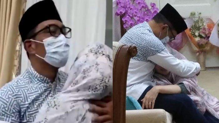 Atalia Praratya Sembuh dari Covid-19, Ridwan Kamil Peluk Erat Sang Istri: Alhamduillah Ya Allah