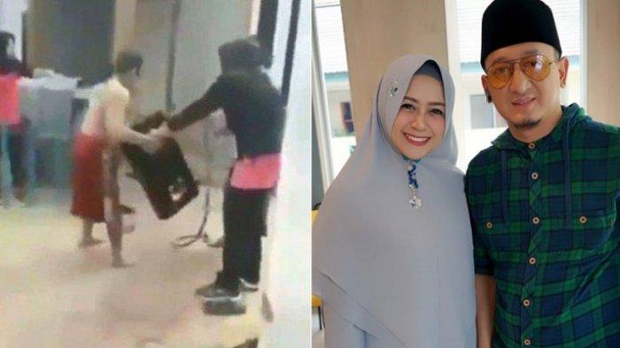 VIRAL Video Suami Ngamuk Istri Pilih Senam daripada Masak, Istri Ustaz Zacky Mirza Ikut Komentar