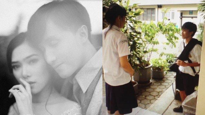 Dilamar Setelah 12 Tahun Pacaran, Isyana Sarasvati Bagikan Foto Zaman SMP saat Rayhan Nyatakan Cinta