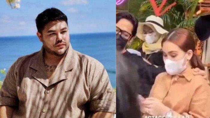 BELA Ayu Ting Ting Usai Viral Video Dielus Andre Taulany, Ivan Gunawan: Masa Laki-lakinya Gak Salah?