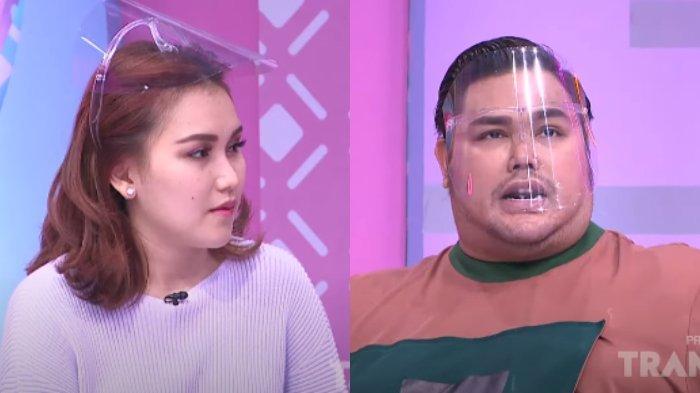 Ivan Gunawan membela Ayu Ting Ting yang dihujat lantaran video pundaknya dielus Andre Taulany.