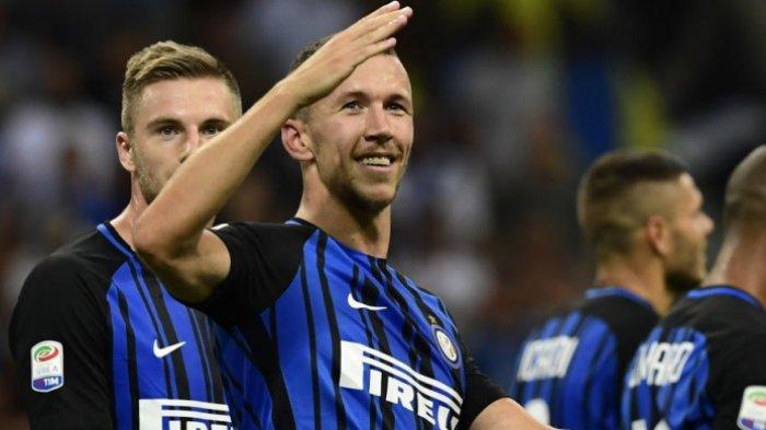 Live Streaming Inter Milan vs Chievo - Babak I Usai, La Beneamata Unggul 2-0 Lewat Perisic & Icardi!