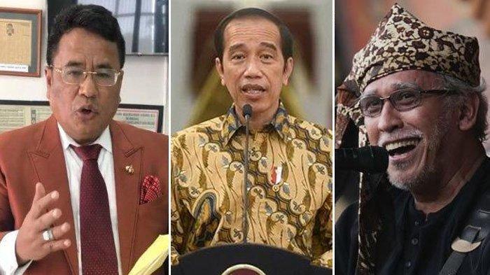 Susul Hotman Paris, Iwan Fals Bersyukur Jokowi Turunkan Harga PCR: Alhamdulillah, Kalau Bisa Gratis