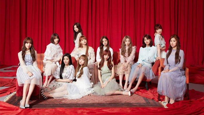 Setelah 2,5 Tahun Bersama, Girl Group IZ*ONE Resmi Bubar, Kontraknya Berkahir Hari Ini