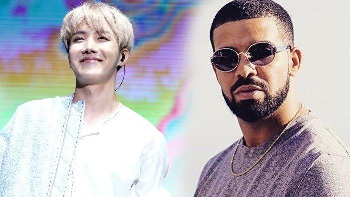 J-Hope BTS Muncul di Video Klip Terbaru Drake, Fakta Haru Masa Lalu Terungkap