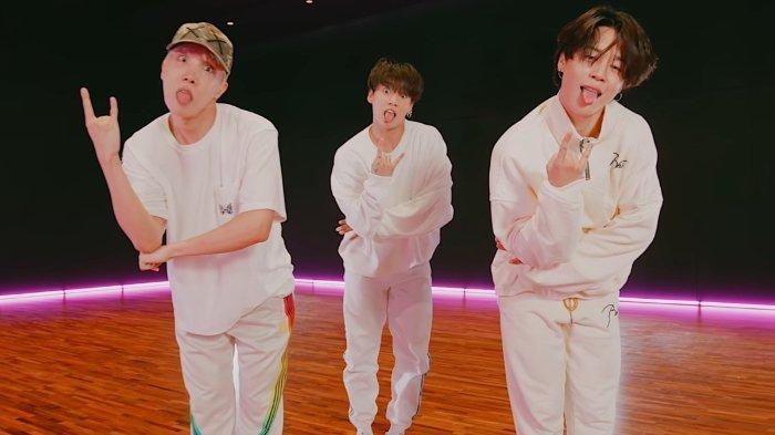 Koreografer di Balik Dance 'Butter' 3J BTS, Nick Joseph Bongkar Kepribadian Unik J-Hope, Jimin, JK