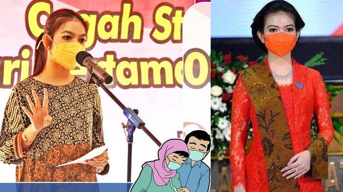 Hadiri PKK, Gaya Selvi Ananda jadi Istri Pejabat Tuai Pujian, Mantu Jokowi Pakai Batik Tanpa Make Up