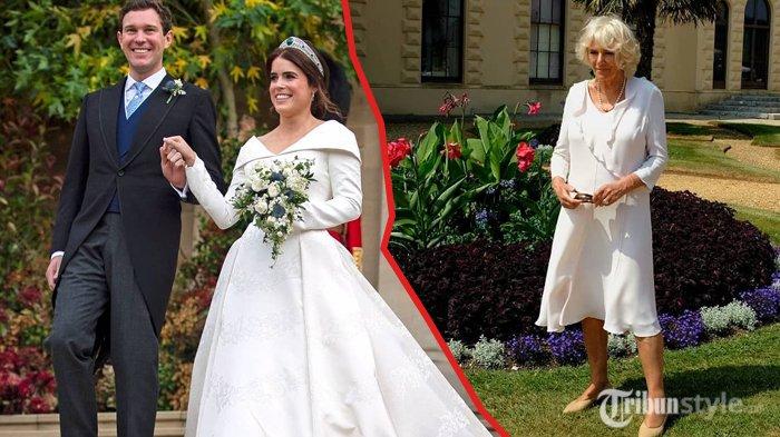 Absen di Royal Wedding Putri Eugenie dan Jack Brooksbank, Camilla Lebih Pilih Hadiri Acara Ini