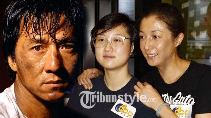 Bagai Langit dan Bumi, Begini Kehidupan Putri Jackie Chan yang Hidup Miskin hingga Menggelandang