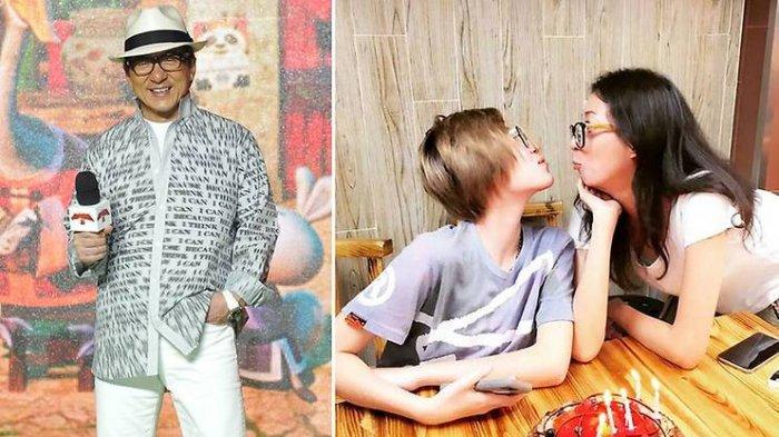 Di Balik Deretan Prestasi, Jackie Chan Punya Anak yang Bikin Geger Publik, Ini Kisah Sedih Etta Ng