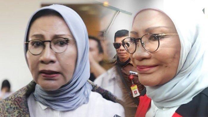 Jadi Terdakwa Kasus Berita Bohong, Ratna Sarumpaet Menangis Merasa Dibohongi Nanik di Pengadilan