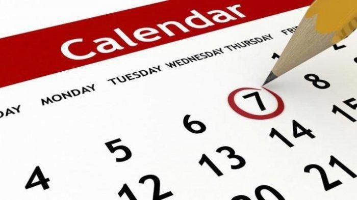 CATAT Jadwal Lengkap Libur Nasional & Cuti Bersama dalam Kalender Tahun 2021, Total 23 Hari