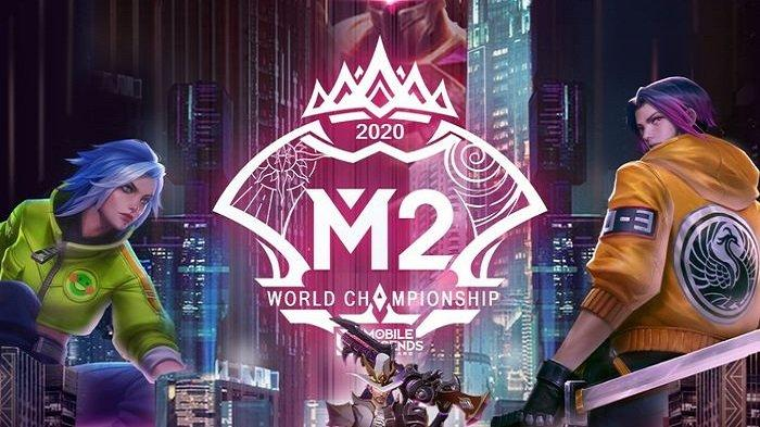 JADWAL & Link Live Streaming Turnamen M2 Mobile Legends 23 Januari, RRQ Hoshi vs Burmese Ghouls