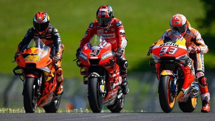 SEDANG BERLANGSUNG Live Streaming Trans 7 MotoGP Belanda, Tonton Lewat HP di Sini!