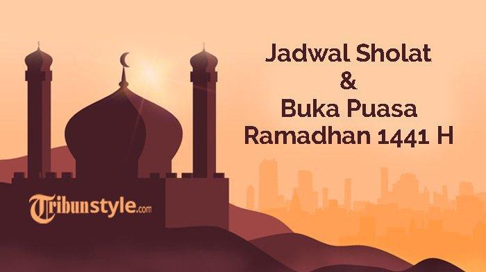 Jadwal Sholat dan Imsak Ramadhan 1441 H, Rabu 13 Mei 2020 ...