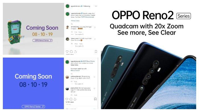 Jajaran Oppo Reno2 Dikonfirmasi Bakal Hadir di Indonesia, Ini Bocoran Reno2, Reno2 F, dan Reno2 Z