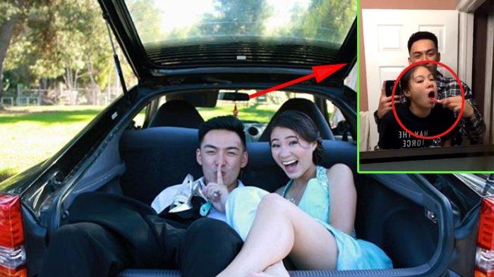 Pasangan Ini Jadi Viral, Sekilas Terlihat Biasa, tapi Lihat Apa yang Mereka Lakukan di Depan Kaca!
