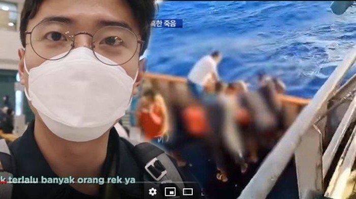 Nekat Viralkan Video ABK Indonesia Dibuang ke Laut, YouTuber Jang Hansol Ternyata Fasih Bahasa Jawa