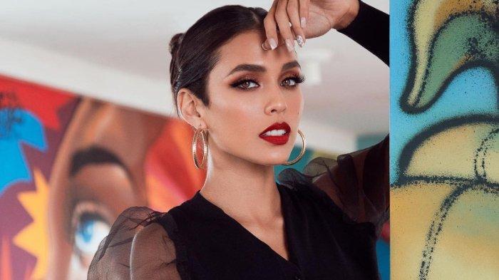 7 Pesona Janick Maceta Runner Up 2 Miss Universe 2020, Pernah Garap Video Klip Lady Gaga