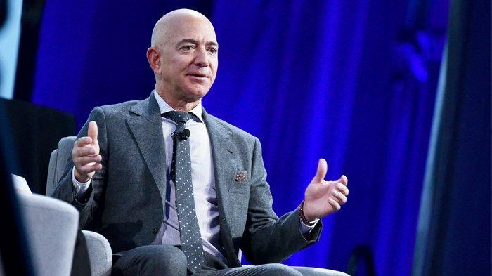 Setelah 26 Tahun Menjabat, Jeff Bezos Mengundurkan Diri sebagai CEO Amazon, Ini Sosok Penggantinya