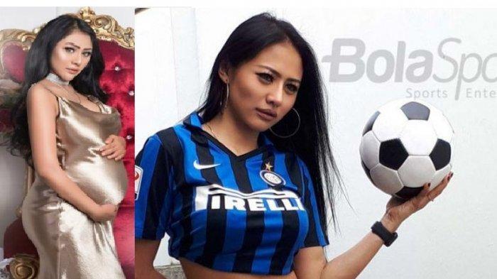 Fakta Jelly Jelo, Model Seksi Fans Persib, Ditinggal Pacar saat Hamil, Punya Kisah 'Seram' Jadi SPG
