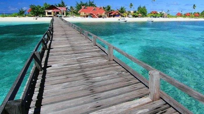 HEBOH Pulau Lantigiang Dijual Rp 900 Juta, Dikenal 'Surga Pecinta Wisata Laut', Intip 4 Pesonanya!