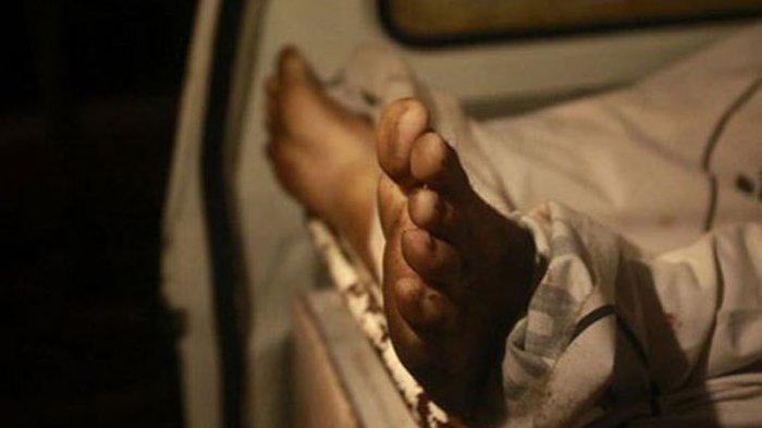 NGAMUK Tuduh Istri Selingkuh, Suami Habisi Nyawa Istri di Tengah Jalan, Warga Melihat Tapi Diam Saja