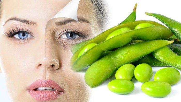 Jenis makanan yang bisa menghambat penuaan.