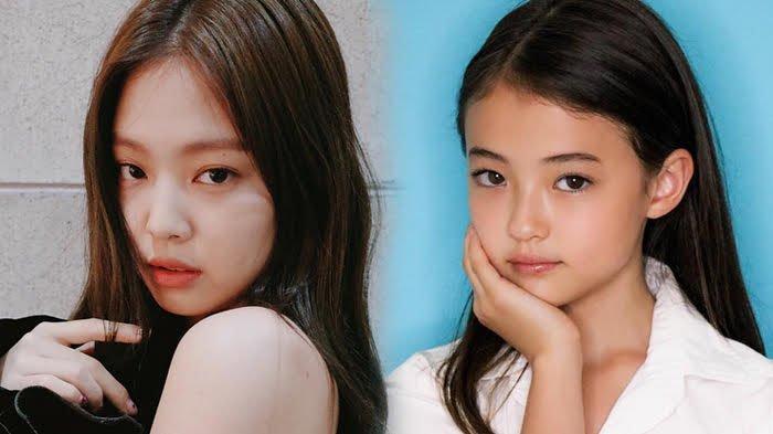 Sering Disebut Kembaran Jennie BLACKPINK, Ella Gross Resmi Jadi Bagian YG Entertainment