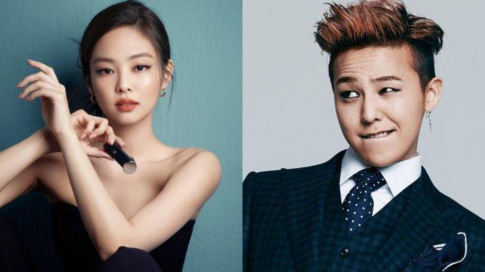 6 Fakta G-Dragon dan Jennie BLACKPINK Pacaran, Satu Tahun Berhubungan hingga Jadi Rahasia Staf YG